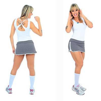 35 Roupas Femininas Fitness  Fotos 93e8a68b25c7b