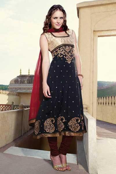 look com vestidos indianos