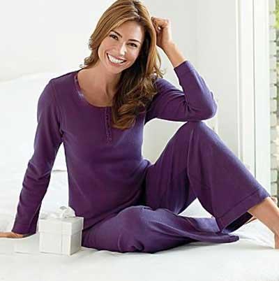 imagens de pijamas femininos