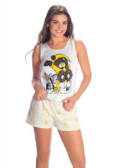 pijamas para meninas