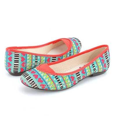 tendências de calçados