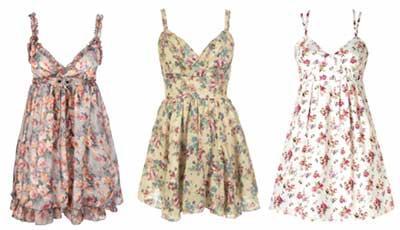 cdaa5e663 25 Modelos de Vestidos Românticos Curtos e Longos