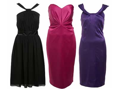 tendências, vestidos, roupas