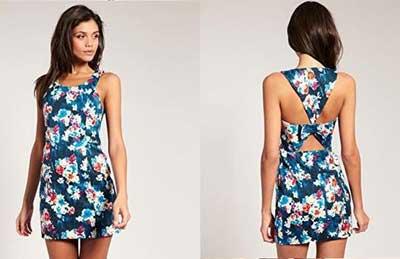 fotos de vestidos simples