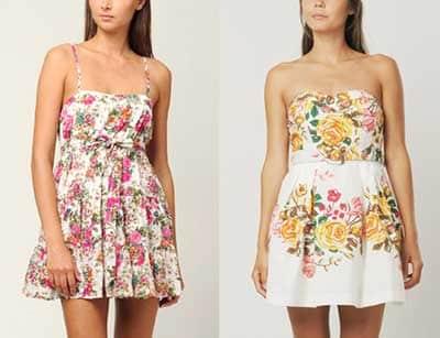 imagens de vestidos simples