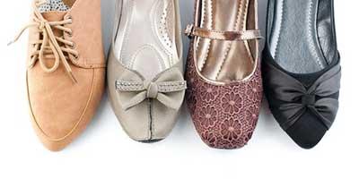 fotos de calçados para grávidas