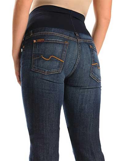 imagens de calças para grávidas