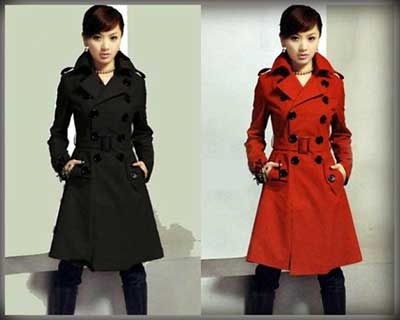 sugestões de casacos de frio