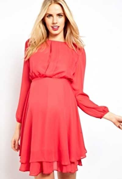moda feminina para grávidas
