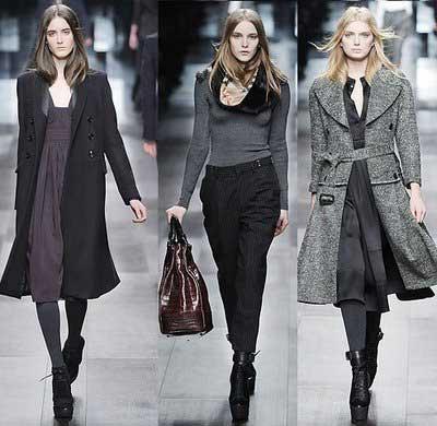tendências de casacos de frio