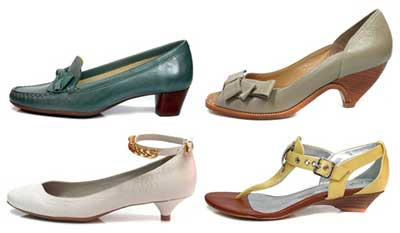 imagens de calçados para grávidas