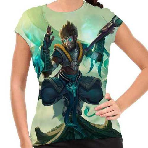 Imagens de Camisetas do League of Legends