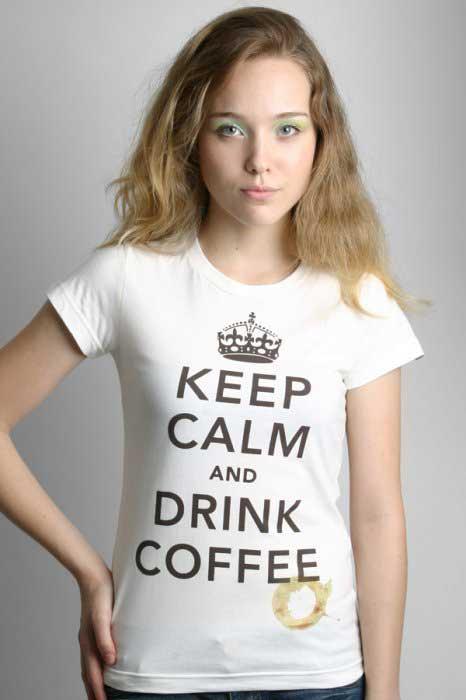 ideias de camisetas keep calm
