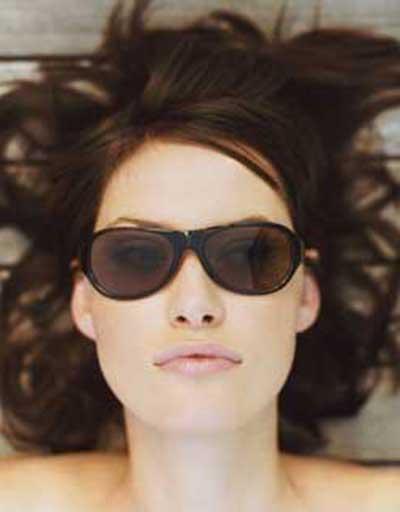 dicas de óculos preto