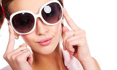 Resultado de imagem para óculos escuros para mulheres maduras
