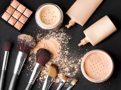 Preços de pincéis para maquiagem