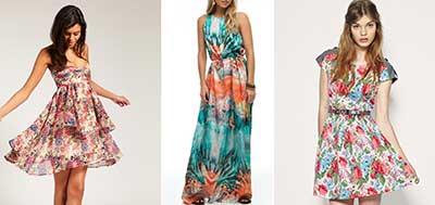 Vestidos Soltinhos da moda