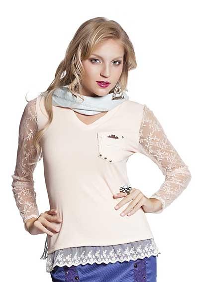 modelo da moda