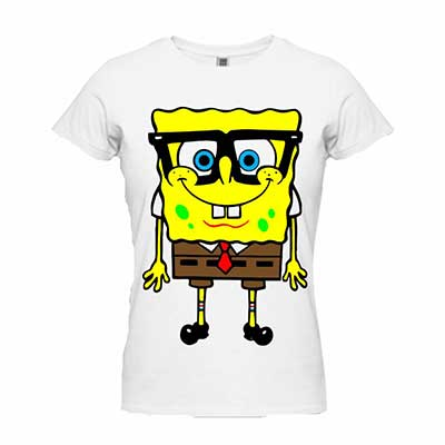 camisetas femininas nerds