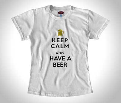 fotos de camisetas keep calm