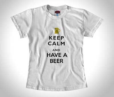 fotos de camisetas keep calm