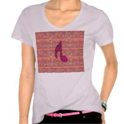 sugestões de camisetas legais femininas