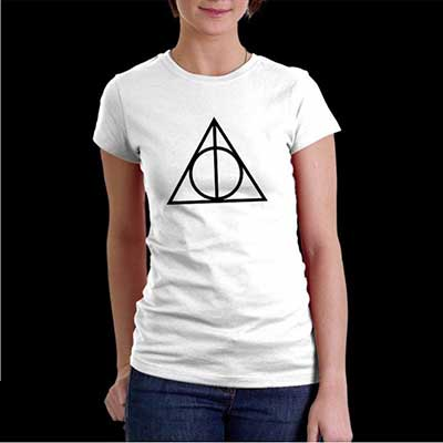 dicas de camisetas do harry potter