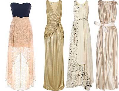 fotos de vestidos longos 2015