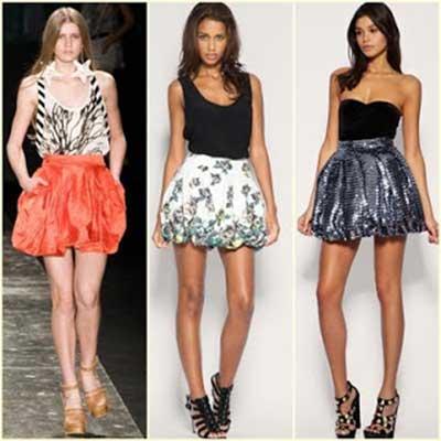 imagens de mulheres de saia