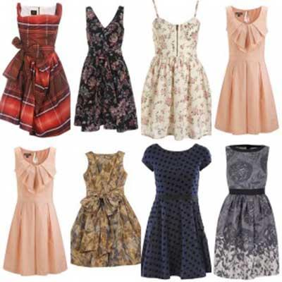 dicas para comprar vestidos