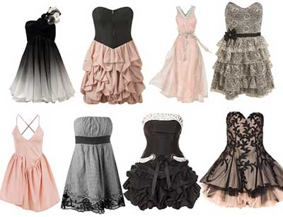 comprar vestidos pela internet