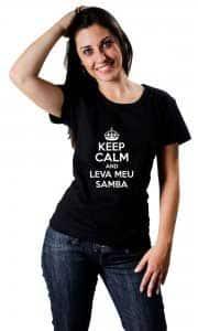 sugestões de camisetas keep calm