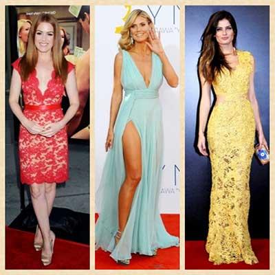 Vestidos longos da moda verao 2015