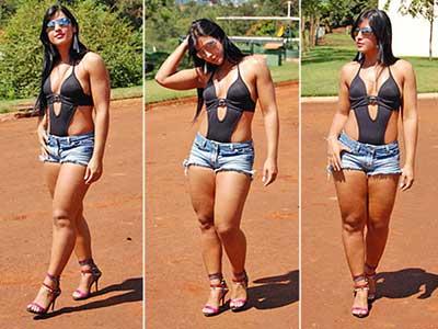 dicas de looks com shorts