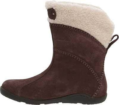 botas de inverno da moda