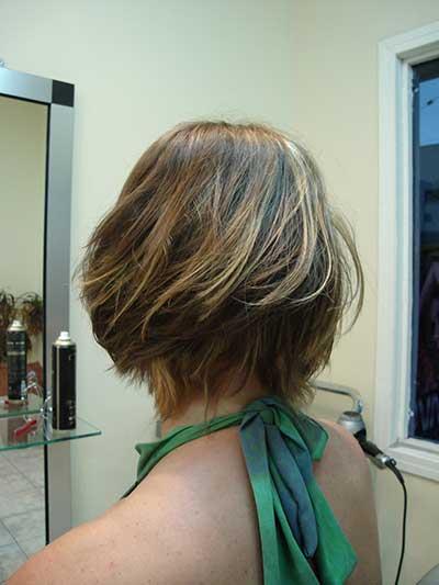 mostre para o seu cabelelheiro