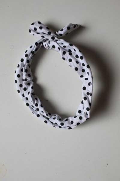 Headband feminino