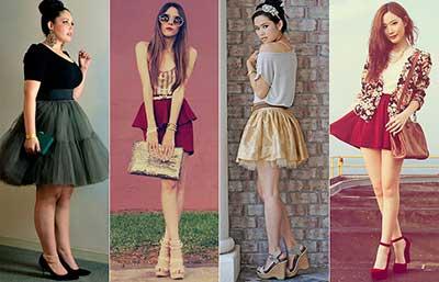 roupas femininas de natal