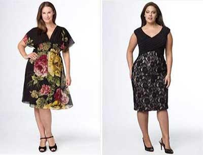 mulheres de vestidos em fotos