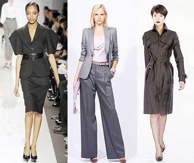 roupas da moda social