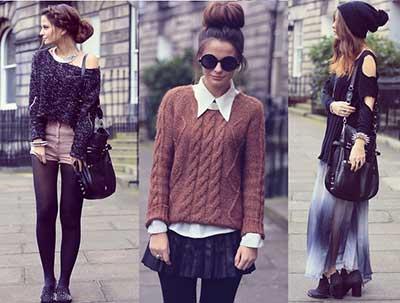 blusa femininas para o inverno