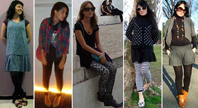 modelos de meias longas