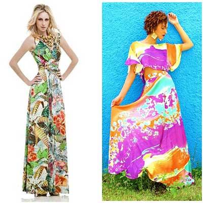 vestidos femininos longos