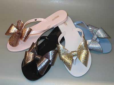 coleção de calçados melissa