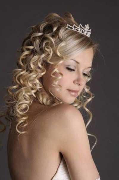 fotos de penteados românticos