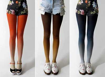 imagens de meias femininas
