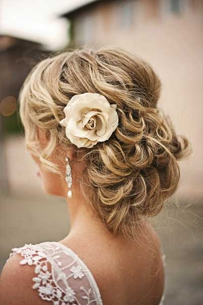 fotos de coques para noivas