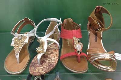 calçados da moda 2015