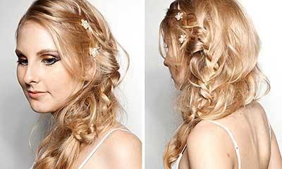 fotos de penteados diferentes