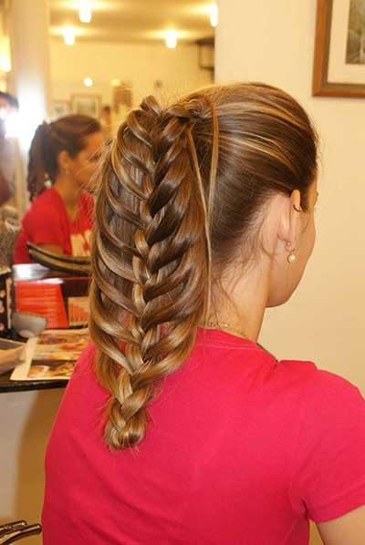 Fotos de Penteados com Tranças